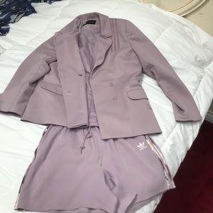 Danielle Cathari x Adidas Blazer Set
